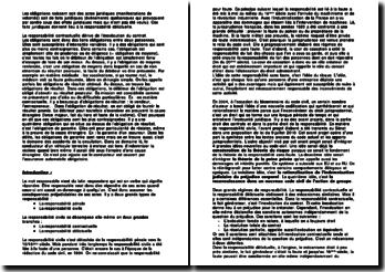 Contrats et obligations