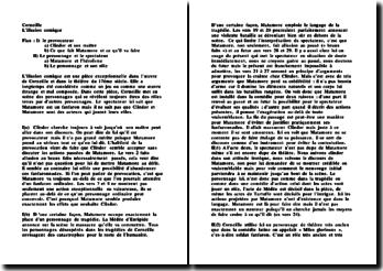 L'illusion comique - Corneille: Matamore, le prototype du personnage de théâtre