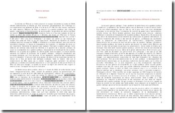 La gestion publique à l'épreuve des critères d'efficience, d'efficacité et d'économie