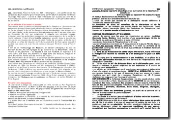 Les caractères - La Bruyère