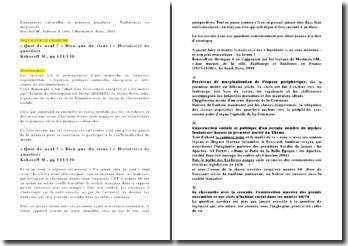 Emergences culturelles et jeunesse populaire - Turbulences ou médiations Boucher M., Vulbeau A. (dir), L'Harmattan, Paris, 200.