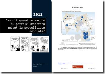 Jusqu'à quand ce marché du pétrole impactera autant la géopolitique mondiale