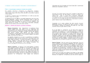 Introduction au droit commercial : les sociétés, le fonds de commerce