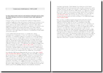 Commentaire d'affirmation : l'ordre pénal international en droit international public