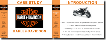 Harley-Davidson: histoire, analyse, stratégie de prix et marketing en Europe