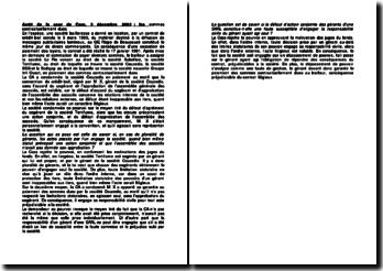 Arrêt de la cour de Cass, 3 décembre 2002 : les sommes contractuellement dues