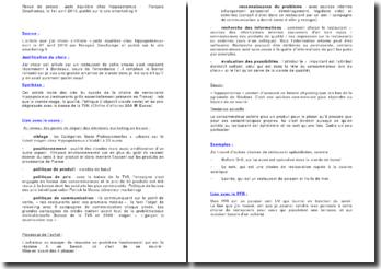 Revue de presse : Juste équilibre chez hippopotamus - François Deschamps, le 1er avril 2010, publié sur le site emarketing.fr