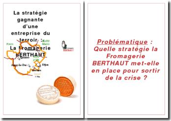 La stratégie gagnante d'une entreprise du terroir : la fromagerie Berthaut