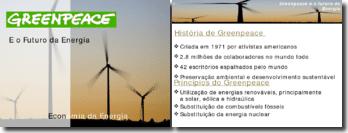 Greenpeace: e o futuro da energia