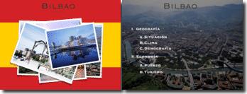 Geografia and economia of Bilbao