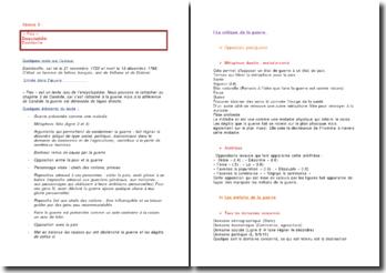 Paix, encyclopédie - Damilaville