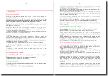 Les expériences constitutionnelles françaises