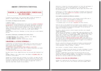 Droit constitutionnel: le concept de totalitarisme
