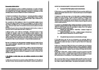 Commentaire Article L2141-5: est il assez important aujourd'hui pour garantir l'effectivité de la liberté syndicale en France?