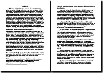 L'insubordination ouvrière dans les années 68. Essai d'histoire politique des usines - Xavier Vigna
