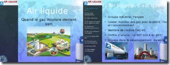 Air liquide: leader mondial du gaz pour la santé, l'industrie et l'environnement