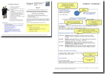 Guide pratique: le CV