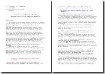 L'impact du Zollverein sur l'unification allemande