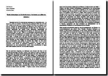 La femme au collier de velours - Alexandre Dumas
