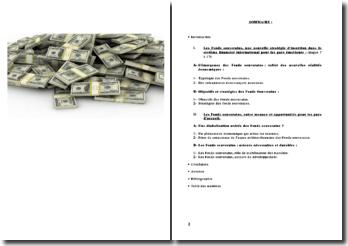 Question d'actualité économique: les fonds souverains