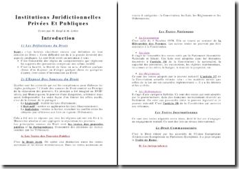 Histoire de la Justice en France: institutions juridictionnelles privées et publiques