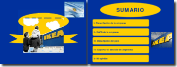 Implantacion de Ikea en Argentina