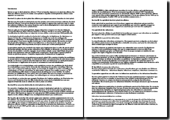Droit pénal des affaires - spécificités et procédures
