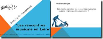 Conduites du changement: rencontres musicales en Loire