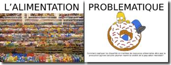 Géopolitique: comment expliquer les disparités en matières de ressources alimentaires alors que la production agricole actuelle pourrait nourrir la totalité de la population mondiale?