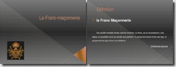 La Franc-maçonnerie, ses caractéristiques et son impact dans la politique française?