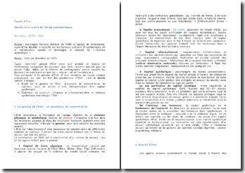 Esprits d'Etat: genèse et structure du champ bureaucratique - Pierre Bourdieu