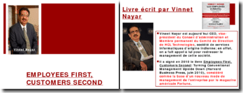 Employees first, customers second - Vinnet Nayar
