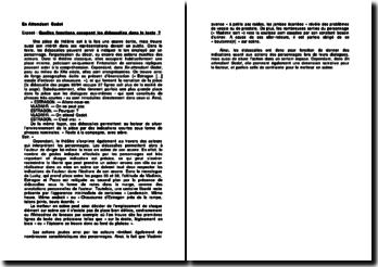 Quelles fonctions occupent les didascalies dans le texte En Attendant Godot?