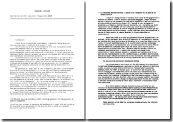Cour de cassation, Chambre commerciale, 24 septembre 2003 : l'illicéité des marchandises contrefaites