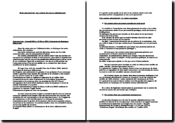 Conseil d'Etat, 21 mars 2007, Commune de Boulogne-Billancourt: les critères du contrat administratif