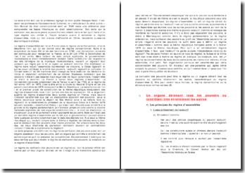 Manuel de droit constitutionnel - Georges Vedel -