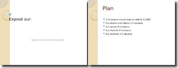 Evaluation du personnel: quels objectifs? quelles méthodes?