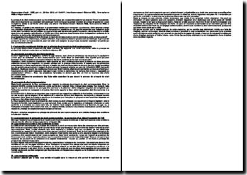 Commentaire d'arrêt rendu par la Grande Chambre de la Cour de Justice de l'Union Européenne le 28 février 2012: la primauté du droit communautaire