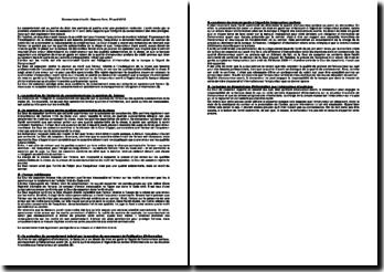 Commentaire d'arrêt de la Première Chambre Civile de la Cour de cassation rendu le 11 avril 2012: l'obligation d'information de la banque à l'égard de l'emprunteur