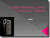 La stratégie de Sony pour contrer la concurrence agressive sur le marché des caméscopes analogiques et numériques