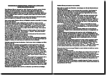 Madame Bovary, chapitre 8, IIème partie - Gustave Flaubert: extrait des Comices agricoles