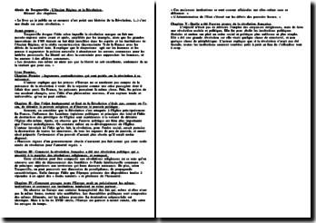 L'Ancien Régime et la Révolution - Alexis de Tocqueville