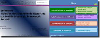La solution décisionnelle de reporting sur mobile à base du framework Android