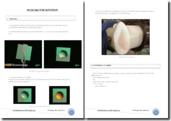 Techniques de polymères: le moulage par rotation