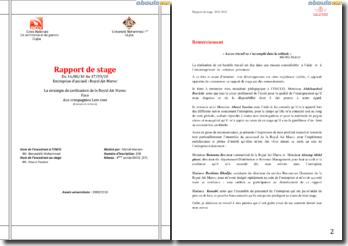 La stratégie de tarification de la Royal Air Maroc face Aux compagnies low cost