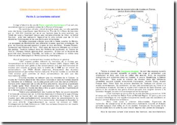 Le tourisme en France - Claude Peyroutet: le tourisme culturel