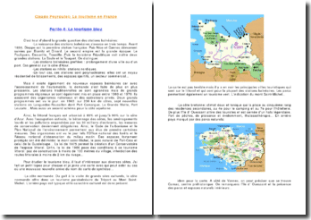 Le tourisme en France - Claude Peyroutet: le tourisme bleu