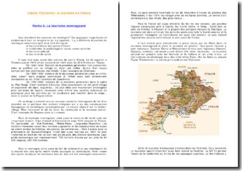 Le tourisme en France - Claude Peyroutet: le tourisme montagnard