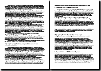 Commentaire de trois arrêts de la Chambre mixte de la Cour de cassation du 23 novembre 1990: le crédit-bail