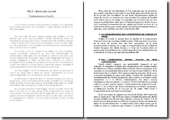 Commentaire de l'arrêt du 29 juin 2011 rendu par la Chambre sociale de la Cour de cassation: légalité de la rémunération conventionnelle d'un salarié par forfait en jours